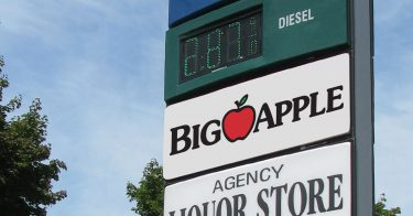 Branding for Big Apple Food Stores