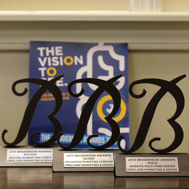 Broderson Awards 2013