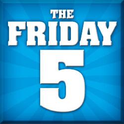 Friday Five Vreeland