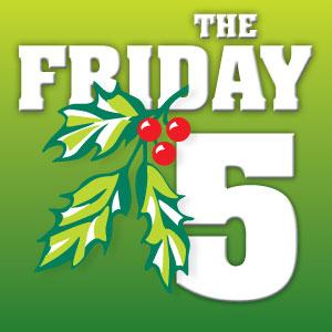 Friday5Holiday