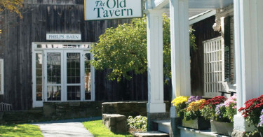Website design for historic Vermont inn