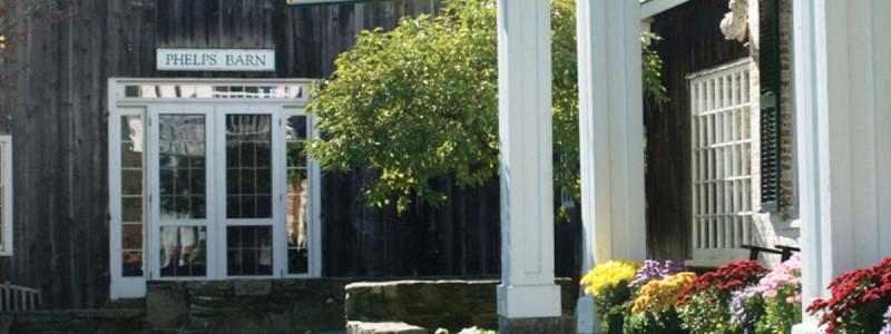 Website design for historic Vermont inn