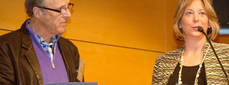 Presenting the Midge Vreeland Award