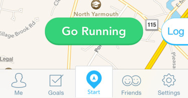 Apps for running