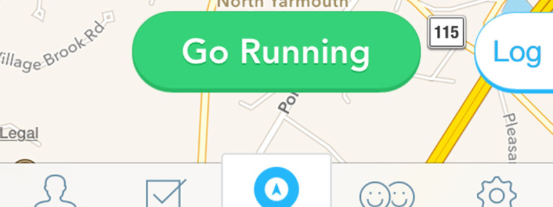 Apps for running